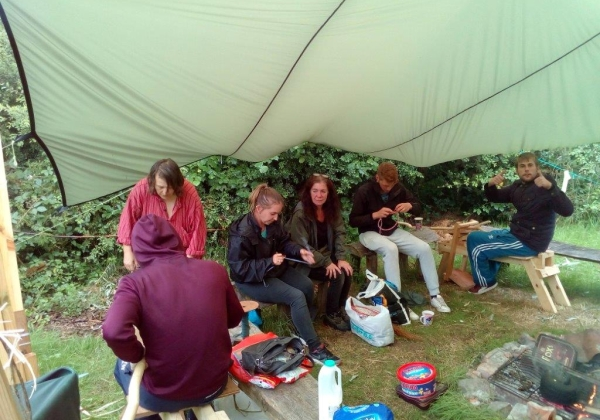 North Yorkshire Young People – Seeking Well-Being in Nature #3