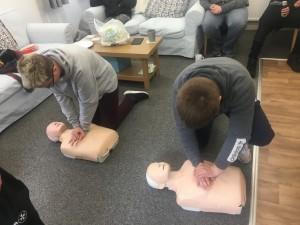 first aid skipton photo