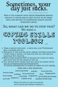 cOPING sKILLS INTRODUCTION SHEET