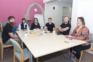 Our Foundation Beacon Team